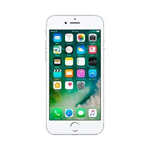 iPhone 7 PLUS 128GB Prata Desbloqueado IOS 10 Wi-fi + 4G Câmera 12MP - Apple