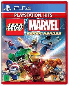 Lego Marvel Super Heroes Ps Hits-ps Hits-playstation_4