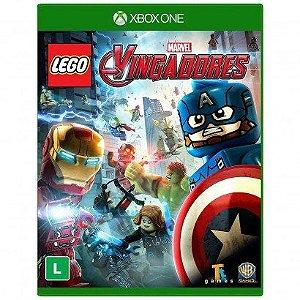 Jogo Lego Marvel Vingadores para Xbox One