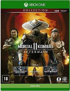 Mortal Kombat 11: Aftermath Xbox One
