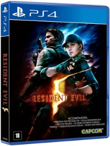 Resident Evil 5 - PlayStation 4