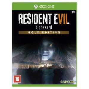 Resident Evil 7 edição Gold