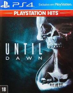 Until Dawn Hits - PlayStation 4