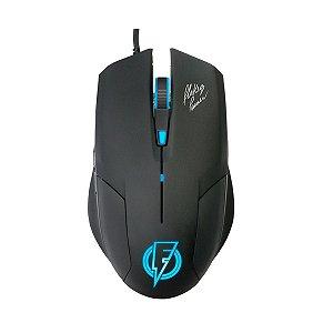 Mouse Gamer ELG Óptico 2400DPI 6 Botões