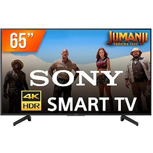 "Smart TV 65"" LED 4K UHD HDR Smart & Durável KD-65X705G 