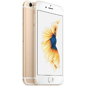 iPhone 6s 32GB Dourado  Câmera 12MP - Apple