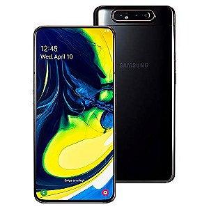 "Telefone Celular A805F Galaxy A80 128 GB, Samsung, SM-A805FZKJZTO, 128, 6.7"", Preto"