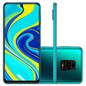 Xiaomi Redmi Note 9s 128gb / 4gb Ram Versão Global Blue