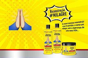 #MILAGRE RECONSTRUÇÃO - CRONOGRAMA