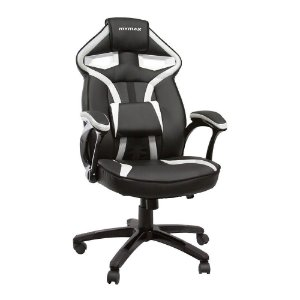 Cadeira Gamer Mymax MX1 Preto e Branco