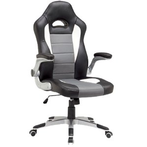 Cadeira Gamer Mymax MX2 Preto e Branco