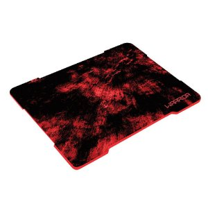 Mouse Pad Gamer Warrior Vermelho Sem Costura 250x340mm– Multilaser