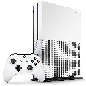Console Xbox One S 500GB + Controle Sem Fio - Branco - Microsoft