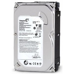 HD Seagate 3.5 500GB 5900RPM Sata 2