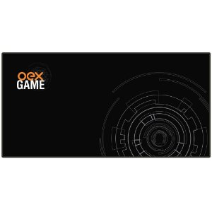 Mouse Pad Gamer OEX Big Shot MP-303 Preto 795x400mm – OEX