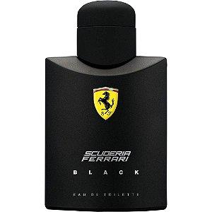 Perfume Masculino Ferrari Black