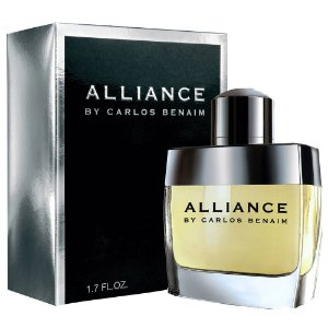 Perfume Masculino Cannon Alliance 50ml