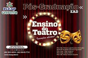 Ensino do Teatro
