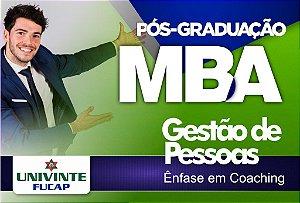 MBA Gestão de Pessoas com ênfase em Coaching