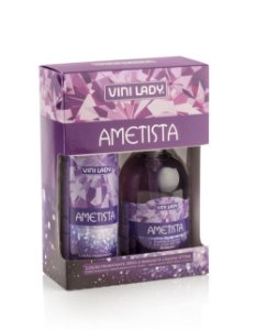 Kit Vini Lady Ametista 3A