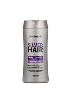 Shampoo Silver Hair Desamarelador 190ml