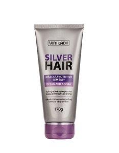 Máscara Silver Hair - Desamarelador