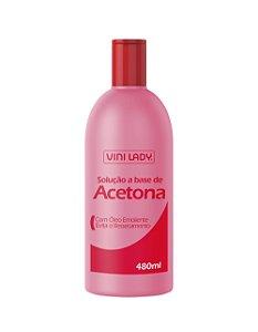 Solução à Base de Acetona 500ml