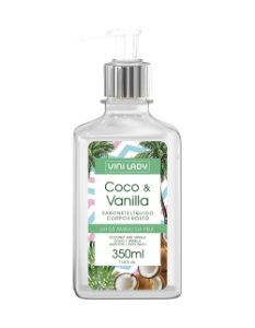 Sabonete Líquido Coco e Vanilla 350ml