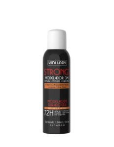 Mousse Modelador Strong 3×1