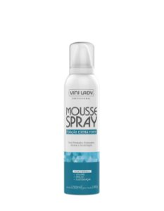 Mousse Spray Extra Forte