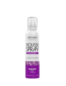 Mousse Spray Forte