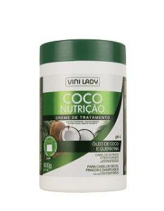 Creme de Tratamento Coco Nutrição 900g
