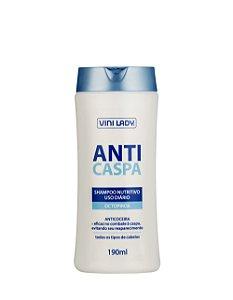 Shampoo Anticaspa 190ml