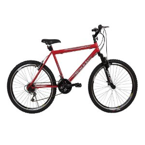 Bicicleta Winner Plus MTB Braciclo ARO 26 Masculina 21 Vel.