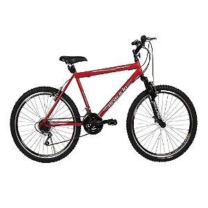 Bicicleta Winner Plus MTB Braciclo ARO 26 Masculina Sem Marc