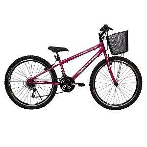 Bicicleta Winner Braciclo ARO 26 Feminina Sem marcha