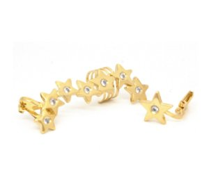 Ear Cuff - Estrela Dourada