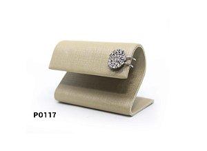 Ear Cuff  - PO117Prateado
