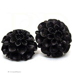 Flores -  PRETO