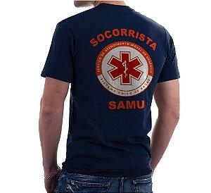 Camiseta Socorrista SAMU