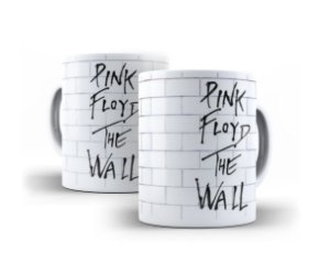 Caneca Pink Floyd The Wall