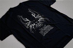 Camiseta Pantera Negra Marvel