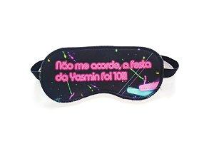 Máscaras de Dormir Personalizada