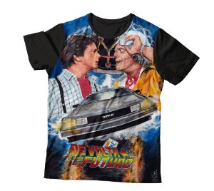 Camiseta - Back to the Future