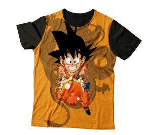 Camiseta Goku - Dragon Ball