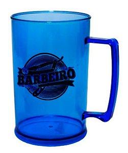 Caneca de Acrílico Azul Personalizada