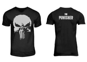 Camiseta The Punisher (O Justiceiro)