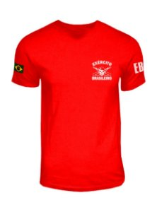 Camiseta Exército Brasileiro - Cavalaria