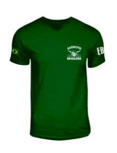 Camiseta Exército Brasileiro - Infantaria