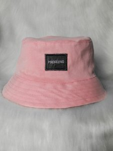 Bucket Hat Madalena Rosa